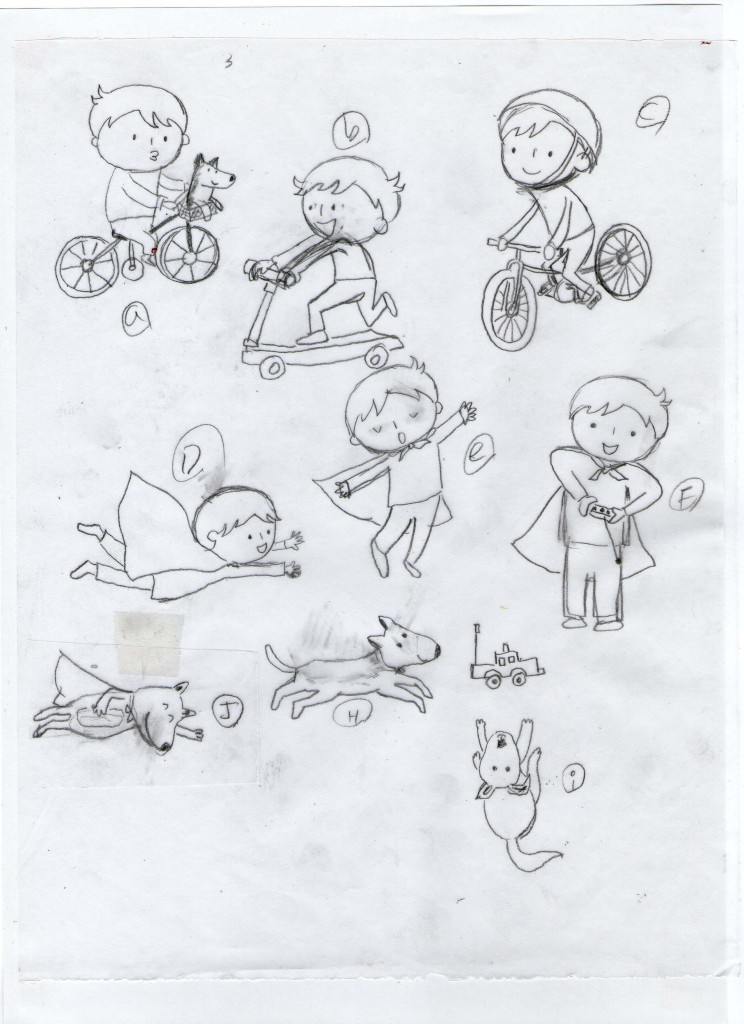 Jemma Sketches 1